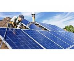 Установка сонячних батарей
