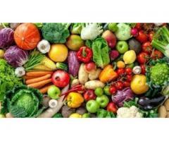 Цех по чистці овочів