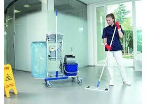 Прибирання у лікарнях