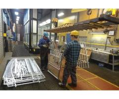 Завод з антикорозійною обробкою металевих деталей